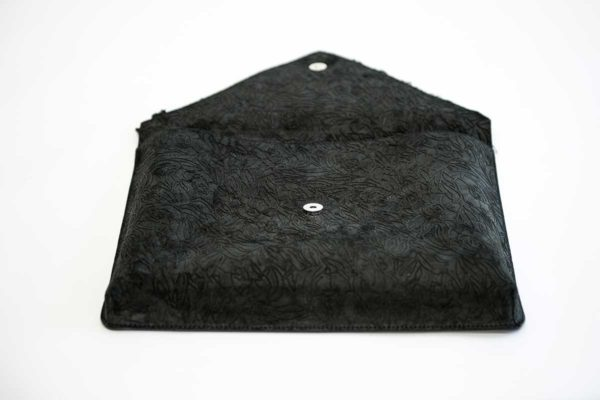 Upcycling Deluxe Business Clutch