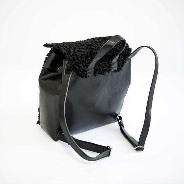 Mini Rucksack Helios schwarz
